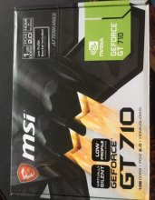 Видеокарта MSI GeForce GT710 1GB