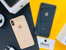 20.990 p || USED | iPhone XS 64 Gold/Space