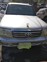 Toyota Land Cruiser 105 1998