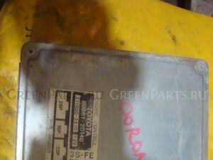 Блок управления efi на Toyota Corona ST-190 3S-FE 89661-2D140