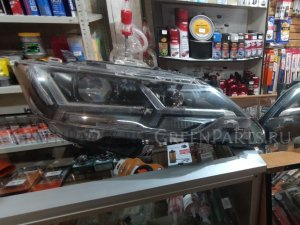 Фара на Toyota Camry 50, 51, 55 РЕСТАЙЛИНГ 2014+ LED