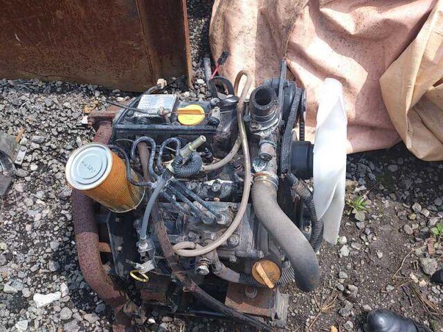 Двигатель на KUBOTA D750