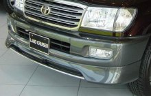 губа TOYOTA LAND CRUISER 100 Губа на Land Cruiser 100