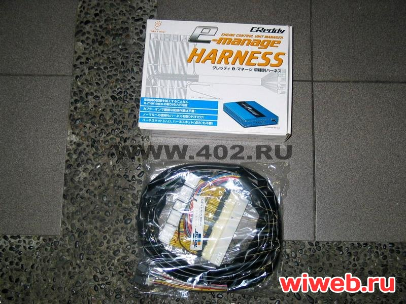 Электроника TRUST E-MANAGE HARNESS TOYOTA ARISTO (JZS161), CHASER (JZX110) TOYOTA CHASER