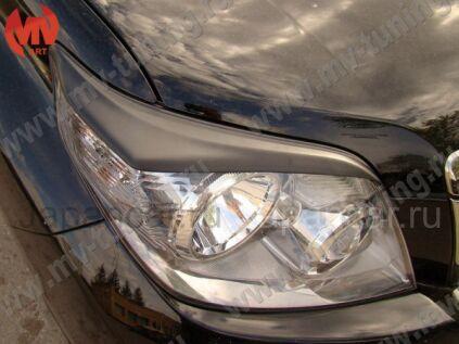 Накладки на фары на Toyota Prado во Владивостоке