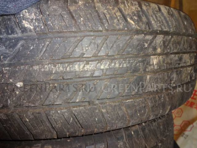 шины Япония Bridgestone Dueler 265/65R17 всесезонные