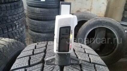 Зимние шины Michelin X-ice 225/60 16 дюймов б/у во Владивостоке