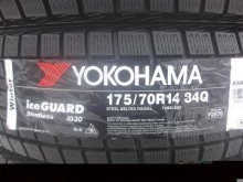 Зимняя шина Yokohama Ice Guard IG30 175/70/R14