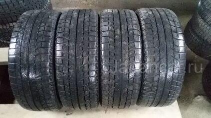 Зимние шины Michelin X-ice 205/55 16 дюймов б/у во Владивостоке