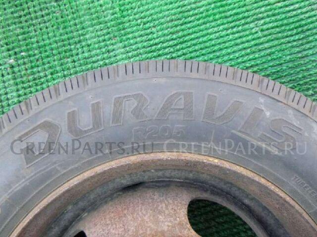 шины BRIDGESTONE DURAVIS R205 0/70R15.5LT летние