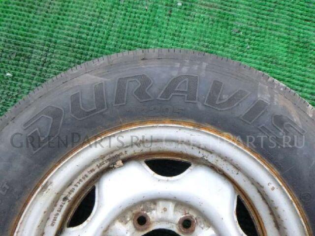шины BRIDGESTONE DURAVIS R205 0/75R15LT летние