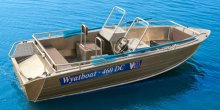 Катер WYATBOAT 460 DC 2014