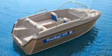 Катер WYATBOAT 470 2014