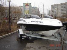 Катер SEA-DOO SPEEDSTER240