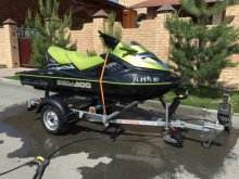 Водный мотоцикл SEA-DOO RXT 215 2006