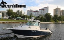 Катер SEA SWIRL STRIPER 2601 2007