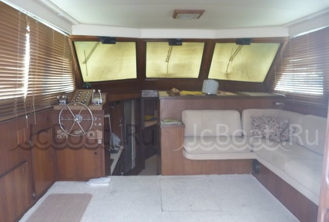яхта моторная HATTERAS 45 Convertible 1985 г.