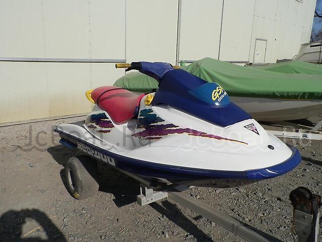 водный мотоцикл SEA-DOO GSX 1998 года