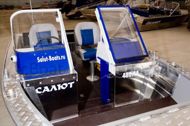 катер Салют-480М CLASSIC 2018 года