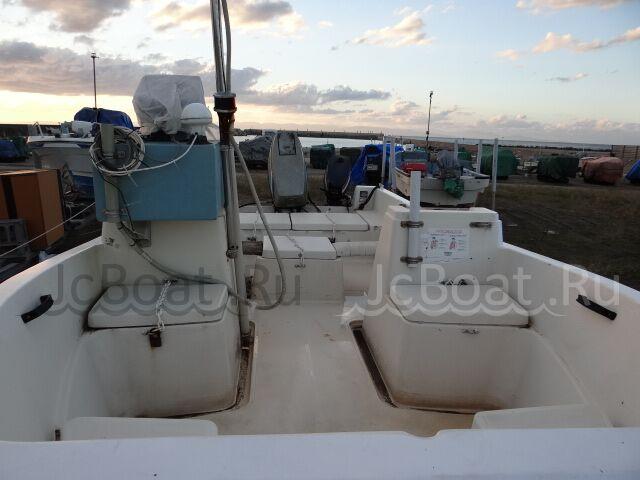 лодка пластиковая NISSAN MARINE 1996 г.