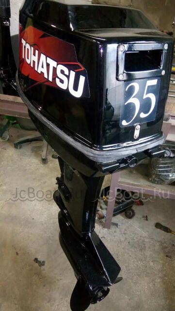 мотор подвесной TOHATSU TOHATSU 35, нога короткая S ( 1999 года