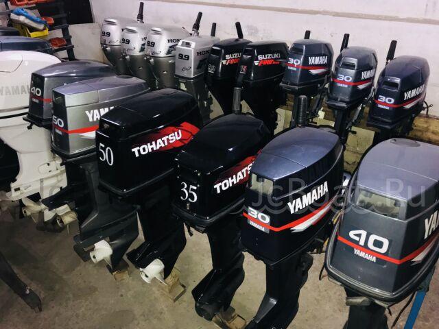 мотор подвесной TOHATSU TOHATSU 9,9 нога короткая,2010 2010 года