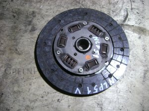 Диск сцепления на Toyota Probox NLP51 1ND