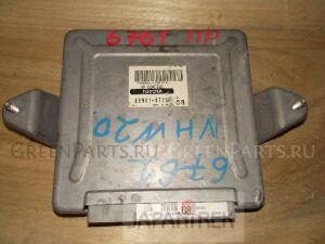 Блок efi на Toyota Prius NHW20 6761