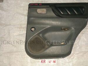 Обшивка дверей на Toyota Land cruiser 100 UZJ100W, HDJ101K, HDJ100L, UZJ100L 2UZFE