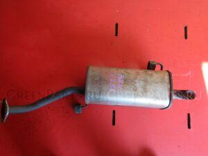 Глушитель на Nissan Cube BZ11 CR12DE 068635
