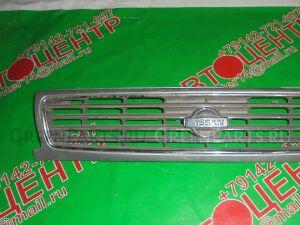 Решетка радиатора на Nissan Sunny B13