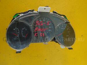 Спидометр на Subaru Forester SG5 EJ203