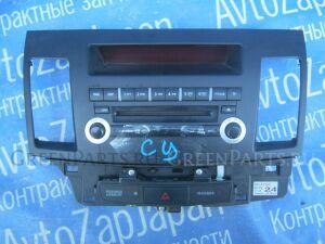 Магнитофон на Mitsubishi Lancer X CY 4A91 8701A352
