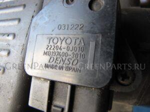 Датчик расхода воздуха на Toyota Avensis AZT250 1AZFSE 222040J010