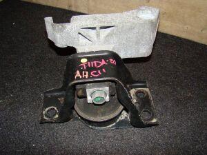 Подушка двигателя на Nissan Tiida C11 HR15