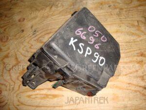 Блок предохранителей на Toyota Vitz KSP90 6696