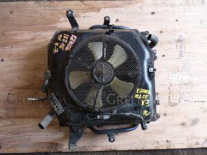 Радиатор основной на Toyota Hiace KZH106 1KZ