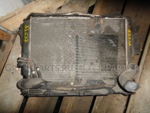 Радиатор основной на Toyota Hiace KZH106 1KZ A/T