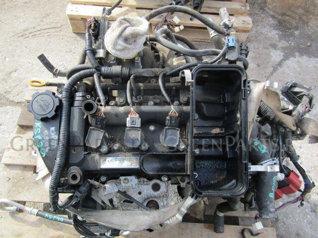 Дроссельная заслонка на Toyota Vitz KSP90 1KR 0013393