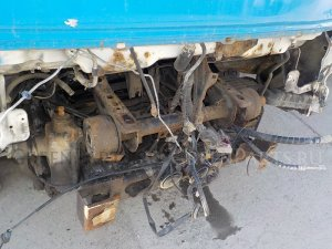 Подушка кабины на Mitsubishi Canter FE538 4D35