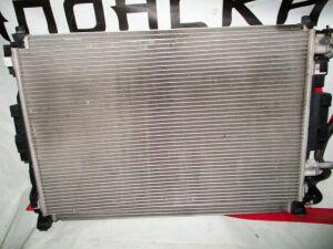Радиатор кондиционера на Renault Megane KM