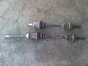 Привод на Toyota Corolla Fielder ZZE124 1ZZ-FE