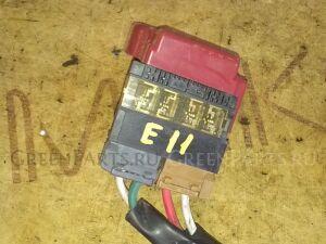 Блок предохранителей на Nissan Note E11 HR15(DE)