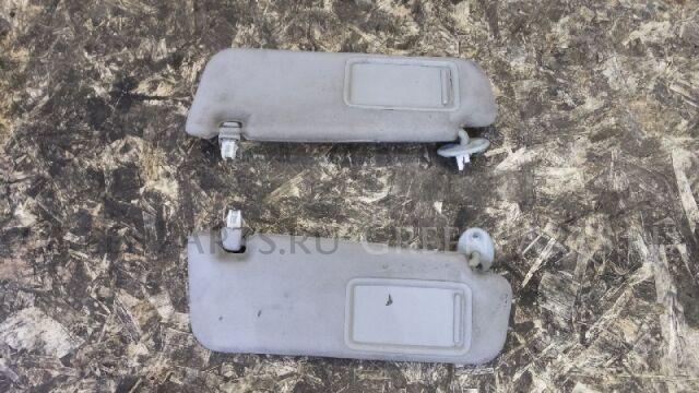 Козырек на Toyota Mark X GRX120 4GR 4492