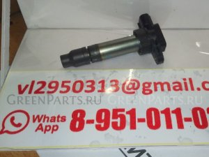 Катушка зажигания на Suzuki K6A 33400-76G21