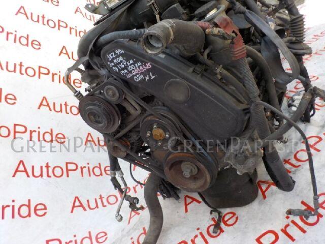 Двигатель на Toyota Hilux Surf KZN185 1KZTE интеркулер