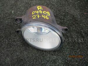 Туманка на Toyota Prius ZVW30 2ZR 04709