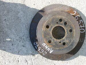 Тормозной диск на Toyota Isis ANM10