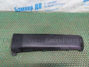 Накладка на бампер на Nissan X-Trail TNT31, NT31, T31, DNT31 85089 JG00A