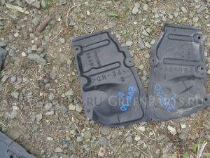 Защита двигателя на Toyota Prius ZVW30 L 51444-12050 R 51443-12080